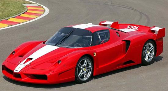 Ferrari Enzo Fxx 1