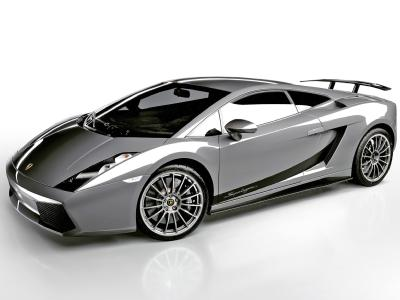 Lamborghini Gallardo Superleggera 6