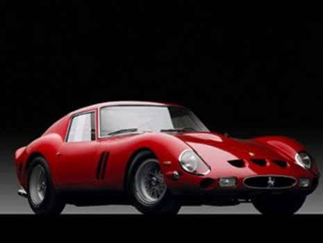 Teuerstes Auto der Welt - Ferrari 250 GTO