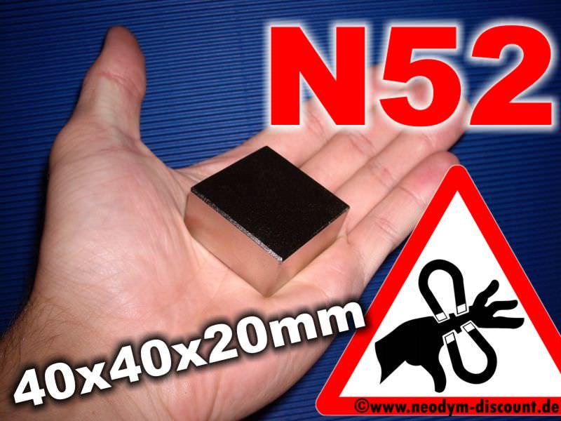Relativ Stärkster Magnet der Welt - Extremes und Rekorde aus aller Welt AT84