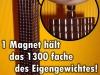Neodym N52 - stärkster Magnet der Welt
